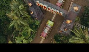 Jurassic Park 3D - Bande-annonce VF