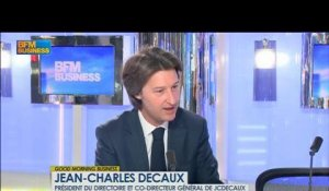 JCDecaux : Jean-Charles Decaux - 7 mars - BFM : Good Morning Business
