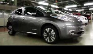 Making of the Nissan Leaf