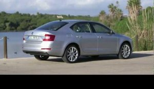 The new Skoda Octavia - a class of its own