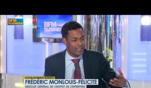 Formation : Frédéric Monlouis-Félicité - 5 mars - BFM : Good Morning Business