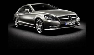 Mercedes-Benz CLS Design Trailer