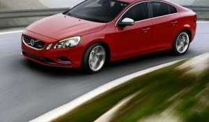 Volvo S60 V60 R Design Launch