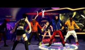 The Black Eyed Peas Experience - Gameplay trailer, October 2011 [ES]