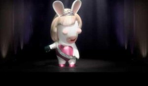 Rayman Raving Rabbids TV Party - Miss World election