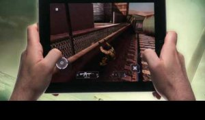 Tom Clancy's Splinter Cell Conviction - iPad hands-on trailer
