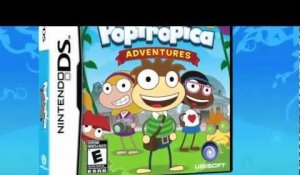 Poptropica Adventures DS Launch Trailer