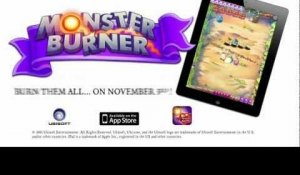 Monster Burner | Ubisoft Mobile Games
