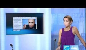 FRANCE 24 Revue de Presse - REVUE DE PRESSE INTERNATIONALE 01/07/2011