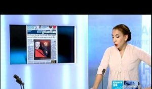 FRANCE 24 Revue de Presse - REVUE DE PRESSE INTERNATIONALE 26/07/2011