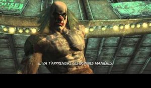 Batman Arkham City - Joker Trailer - VOST