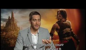 Prince of Persia - Interview - Jake Gyllenhaal