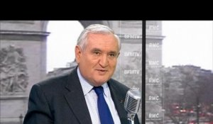 Bourdin Direct : Jean-Pierre Raffarin