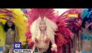 Top Money : Nicki Minaj, rappeuse la plus riche