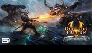 Dungeon Hunter 5 - Northern Storm Update trailer
