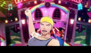 Persona 4 : Dancing All Night - Kanji English Trailer