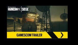 Tom Clancy's Rainbow Six Siege - Gamescom Trailer 2015 [EUROPE]