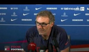 Laurent Blanc pense à une issue positive pour la venue de Di Maria