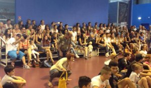 Tournoi de breakdance