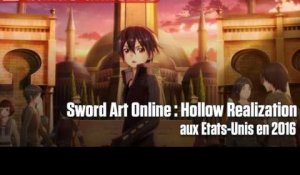 Sword Art Online : Hollow Realization - Bande-annonce