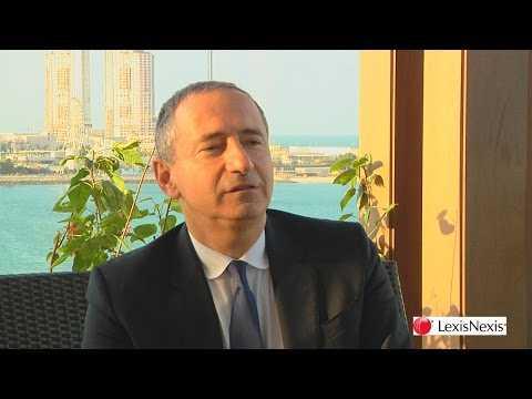 First Arab Civil Code Forum In Uae  Patrick Safar Chambre