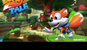 Lucky's Tale - Bande-annonce E3 2015