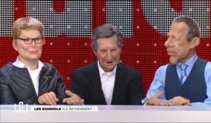Le Grand Journal - Les Guignols taclent Jean-Jacques Bourdin