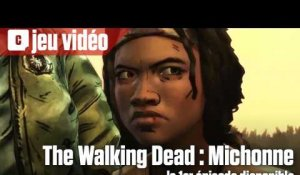 The Walking Dead : Michonne - l'épisode 1 est disponible