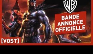 Batman : Bad Blood - Bande Annonce Officielle (VOST) - Disponible en DVD !