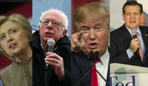 """Super Saturday"" : Cruz donne le change à Trump, Sanders sauve l'honneur"