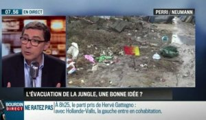 Perri & Neumann: L'expulsion de migrants de la jungle de Calais est-elle raisonnable ? - 26/02