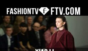 Mercedes-Benz presents Xiao Li at London Fashion Week F/W 16-17 | FTV.com
