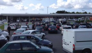 Le point sur les stations-services