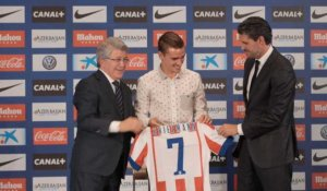 Atl Madrid - Griezmann prolonge !