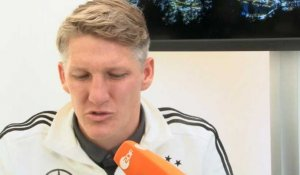 "Man Utd - Schweinsteiger : ""Super d'avoir Mourinho"""