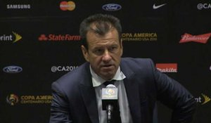 "Copa America - Dunga : ""C'était clairement un but de la main"""