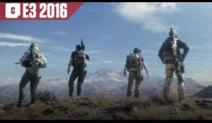 E3 2016 : Bande-annonce pour Tom Clancy's Ghost Recon Wildlands