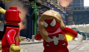LEGO Marvel's Avengers - Pack De Personnages Spider-Man