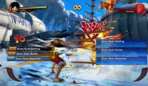 One Piece : Burning Blood - Tutorial Video