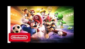Mario Sports Superstars - Nintendo 3DS Launch Trailer