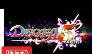 Disgaea 5 Complete – Nintendo Switch Trailer