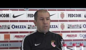 Ligue 1 – Jardim : ''On a besoin de faire attention contre Dijon''