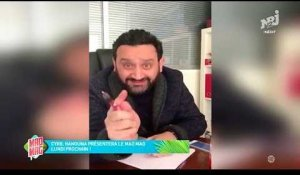 Cyril Hanouna va présenter le Mad mag ! - ZAPPING PEOPLE DU 08/03/2017