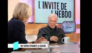 Guy Bedos, sa blague choquante sur le cancer de Johnny Hallyday !