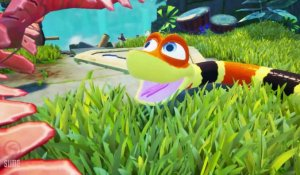 Snake Pass - Bande-annonce (Nintendo Switch)