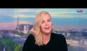 Quand Charlize Theron tacle Donald Trump - ZAPPING TÉLÉ DU 06/04/2017