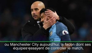 "Man City - Vieira ""fan"" de Guardiola"
