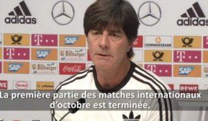 "Qualif. CdM 2018 - Löw : ""'Prendre les six points"""