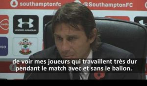 "10e j. - Conte : ""Beaucoup de choses positives"""