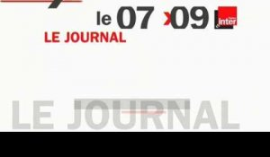Le journal de 8h00 du 24 mars 2016 - Marc Fauvelle